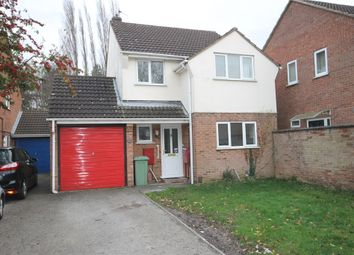 Thumbnail 4 bed detached house for sale in Middleton Road, Newark, Nottinghamshire.