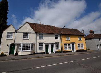 Thumbnail Terraced house to rent in High Street, Kelvedon, Essex