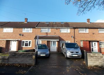 Thumbnail 5 bed terraced house for sale in Bishopston Road, Caerau, Cardiff.