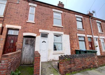Thumbnail 3 bed terraced house for sale in Somerset Road, Coventry