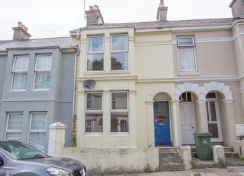 Thumbnail 3 bed terraced house for sale in Oxford Avenue, Peverell, Plymouth