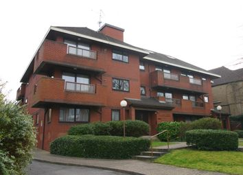 Thumbnail 2 bed flat to rent in Vicarage Court, Holden Road, Woodside Park