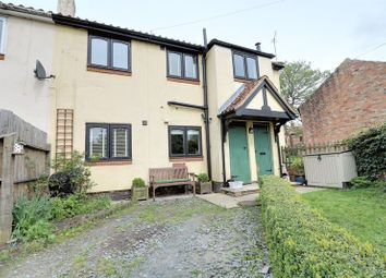 Thumbnail 2 bed cottage for sale in Station Road, Epworth, Doncaster