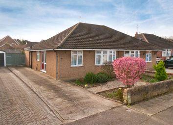 Thumbnail 2 bed semi-detached bungalow for sale in Warrington Road, Paddock Wood, Tonbridge