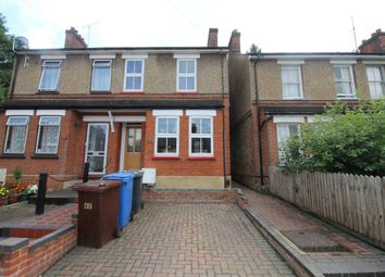 Thumbnail 3 bed semi-detached house for sale in Grange Road, Ipswich