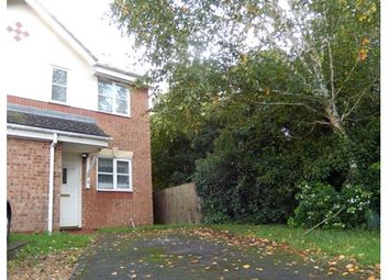 Thumbnail 2 bed semi-detached house for sale in 8, Rendelsham Close, Kettering, Northamptonshire