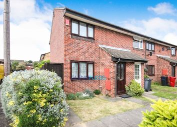 Thumbnail 2 bed end terrace house for sale in The Drive, Langley, Slough