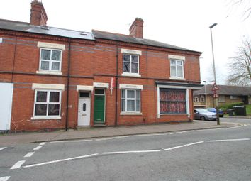 Thumbnail 4 bed terraced house for sale in Mayfield Road, Leicester