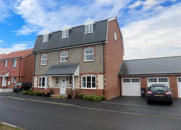 Thumbnail 5 bedroom detached house for sale in Cranbrook, Exeter, Devon
