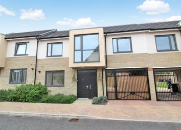 Thumbnail 3 bedroom terraced house for sale in Endeavour Way, Colchester