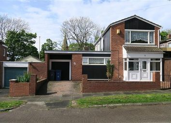 Thumbnail 3 bed detached house for sale in Moore Avenue, South Shields