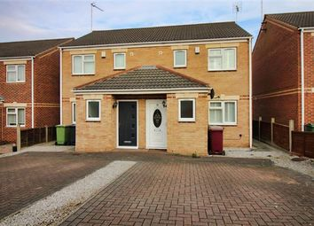3 bed semi-detached house for sale in Elmton View, Creswell, Worksop, Derbyshire S80