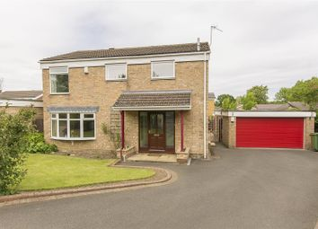 Thumbnail 4 bed detached house for sale in Pembroke Close, Walton, Chesterfield