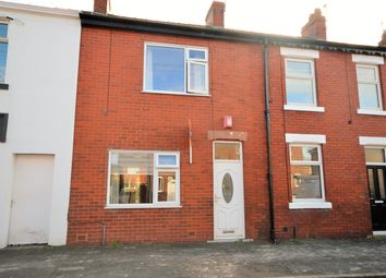 Thumbnail 2 bed terraced house for sale in Catherine Street, Wesham