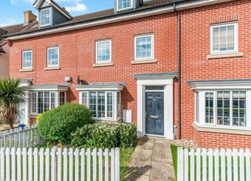 Thumbnail 3 bedroom town house to rent in Hundred Acre Way, Red Lodge, Bury St. Edmunds