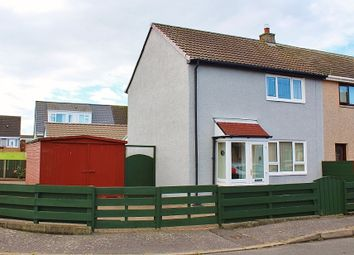 Thumbnail 1 bed end terrace house for sale in 24 Rephad Crescent, Stranraer
