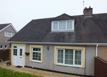Thumbnail 3 bed semi-detached bungalow for sale in Sidney Webb Close, Neyland, Milford Haven