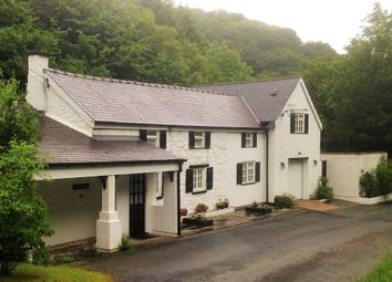 Thumbnail 3 bed detached house for sale in Dolfach, Llanbrynmair, Powys