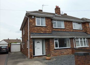 Thumbnail 3 bedroom semi-detached house to rent in Willoughby Road, Scunthorpe