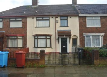 Thumbnail 3 bed terraced house for sale in Aylton Road, Huyton, Liverpool