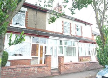 Thumbnail 2 bed terraced house for sale in Newford Crescent, Stoke-On-Trent