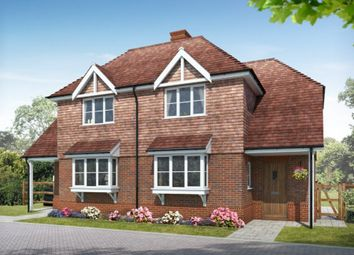 Thumbnail 2 bed semi-detached house for sale in Pound Lane, Burghclere, Newbury