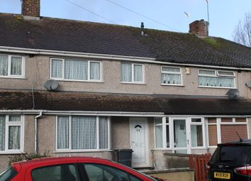 Thumbnail 3 bedroom terraced house to rent in Leinster Avenue, Knowle, Bristol