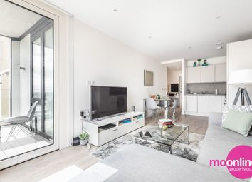 Thumbnail 1 bed flat for sale in Parcevel Square, College Road, Harrow, Harrow