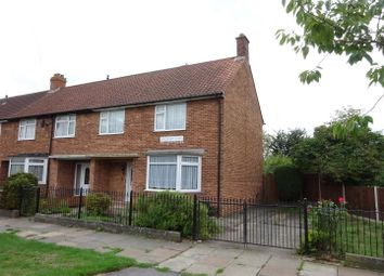 Thumbnail 3 bed end terrace house for sale in Macaulay Road, Ipswich