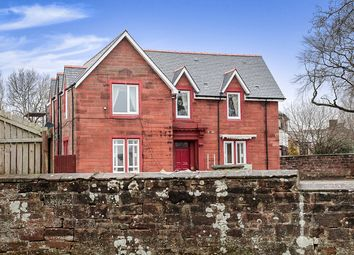 Thumbnail 3 bed flat for sale in College Street, Dumfries