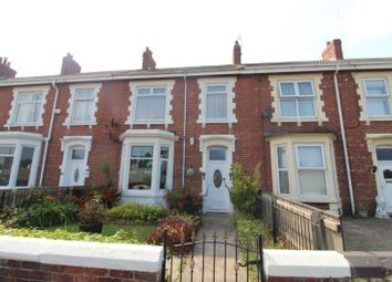 Thumbnail 3 bedroom flat for sale in Wensleydale Terrace, Blyth