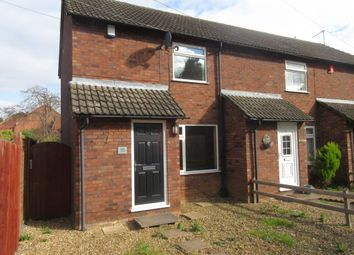 Thumbnail 2 bed town house to rent in Welham Walk, Off Barkbythorpe Road