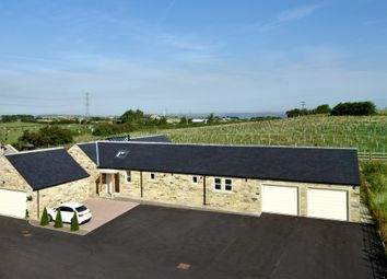 Thumbnail 4 bed detached bungalow for sale in Dransfield Hill Farm, Liley Lane, Upper Hopton