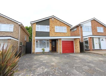 Thumbnail 4 bed detached house for sale in Fairfield Gardens, Eastwood, Leigh-On-Sea