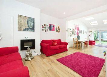 Thumbnail 4 bed terraced house for sale in Nimrod Road, Furzedown, London