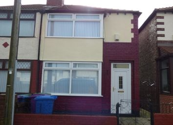 Thumbnail 2 bed semi-detached house to rent in Ardleigh Road, Liverpool