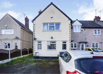 3 bed end terrace house for sale in Cotterills Road, Tipton DY4