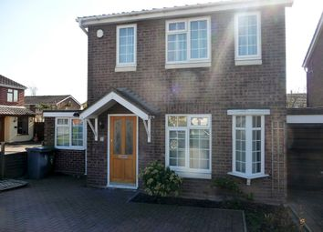 Thumbnail 3 bed link-detached house to rent in Cobia, Dosthill, Tamworth.