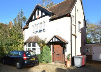 Thumbnail 3 bed detached house to rent in Woodcote Road, Caversham, Reading