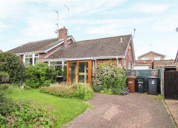 Thumbnail 2 bed semi-detached bungalow for sale in Avon Road, Gedling Village, Nottingham