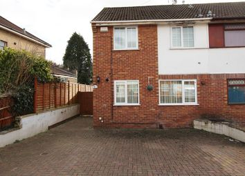 Thumbnail 3 bedroom semi-detached house to rent in Crane Close, Warmley, Bristol