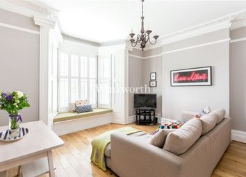 Thumbnail 1 bed flat for sale in Alexandra Road, Hornsey, London