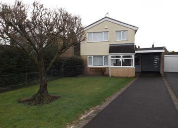 Thumbnail Detached house for sale in St. Andrews Drive, Tividale, Oldbury, West Midlands