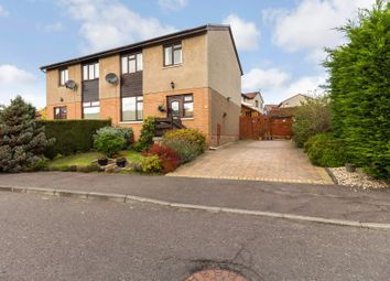 Thumbnail 3 bed semi-detached house for sale in 35 Bickram Crescent, Comrie