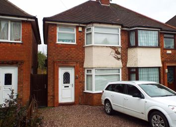 Thumbnail 3 bed terraced house to rent in Reservoir Road, Selly Oak