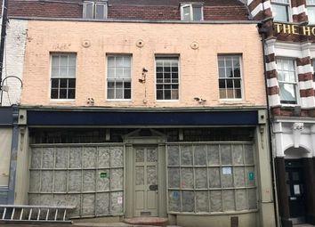 Thumbnail Retail premises to let in Heath Street, London