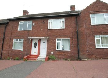 Thumbnail 2 bed terraced house to rent in Cork Street, Sunderland