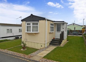 Thumbnail 1 bed mobile/park home for sale in Bulphan View, Dunton Park, Brentwood, Essex