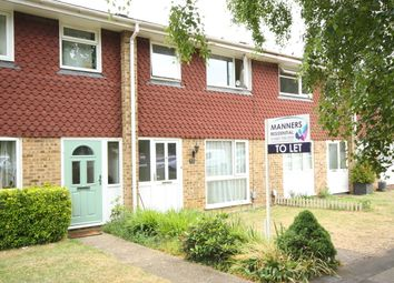 Thumbnail 3 bed flat to rent in Paddocks Mead, Knaphill, Woking