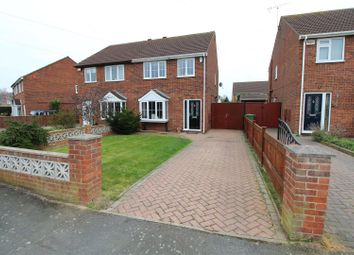 3 bed semi-detached house for sale in 4 Gleneagles, Waltham, Grimsby N.E.Lincs. DN37